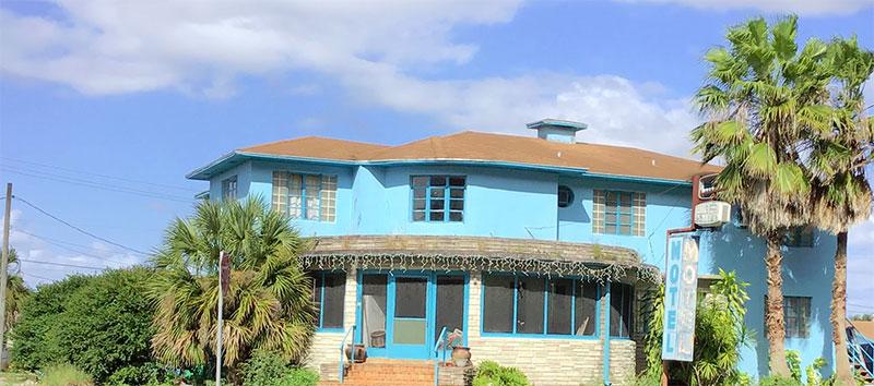 Rice Motel exterior